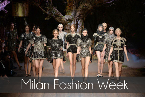 Milan Fashion This Week
